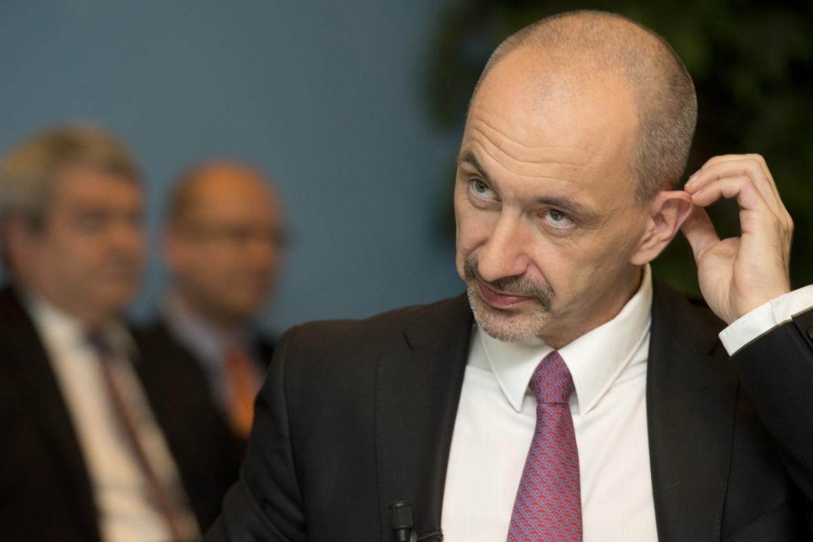 Místopředseda ODS Martin Kuba