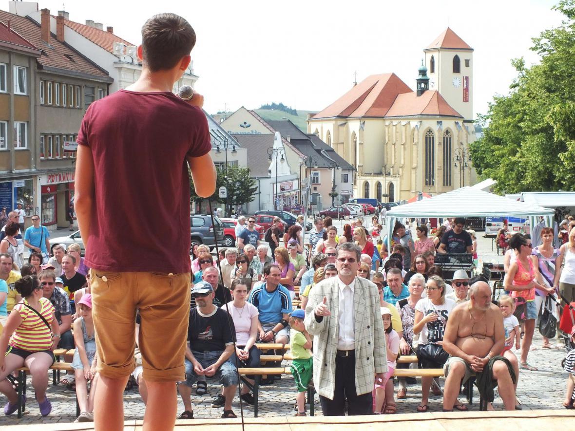 Rynek volný 2013 - Boskovice