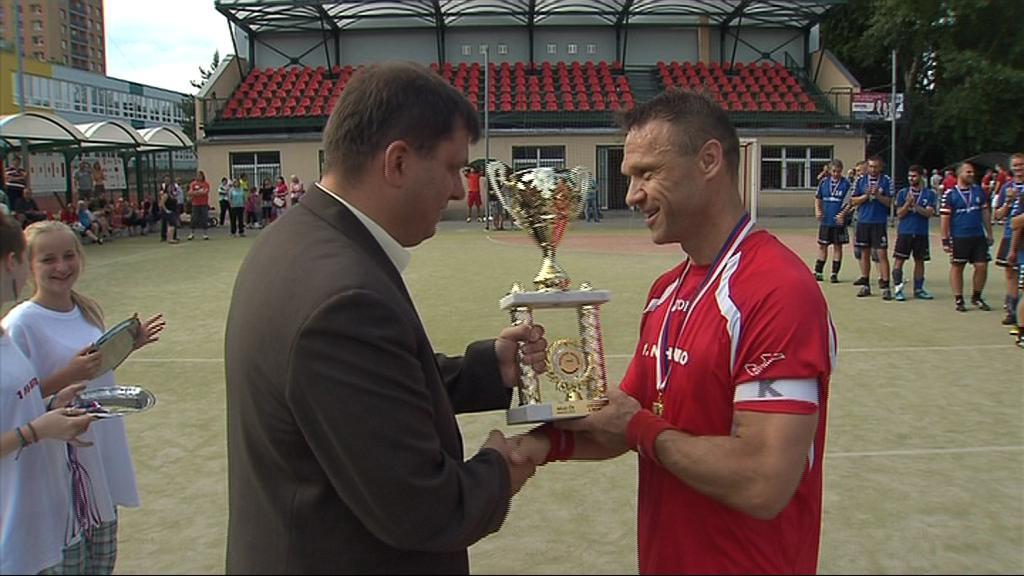 V letošní sezóně vyhrál klub Český pohár i titul