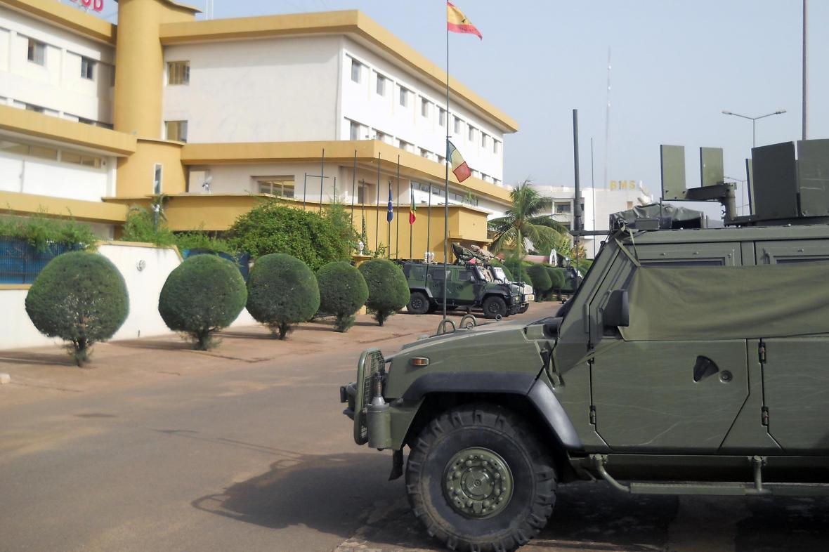 Velitelství výcvikové mise EU v Bamaku