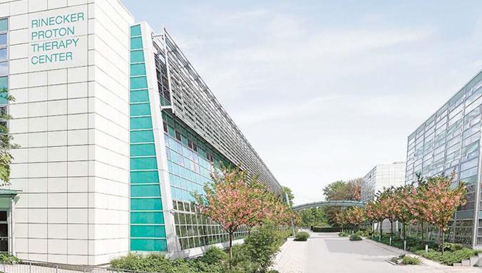 Protonové centrum v Mnichově