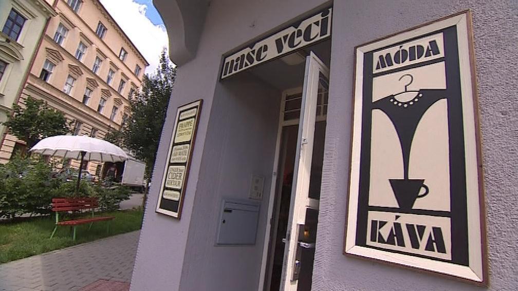 V brněnské čtvrti Veveří sídlí nová komunita návrhářů