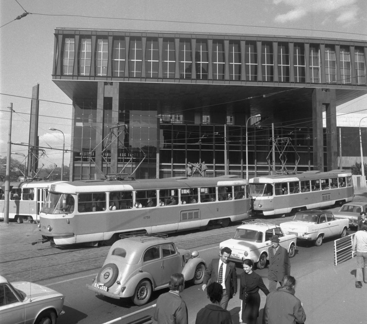 Federální shromáždění v roce 1973