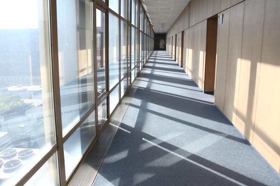 Interiér budovy bývalého Federálního shromáždění