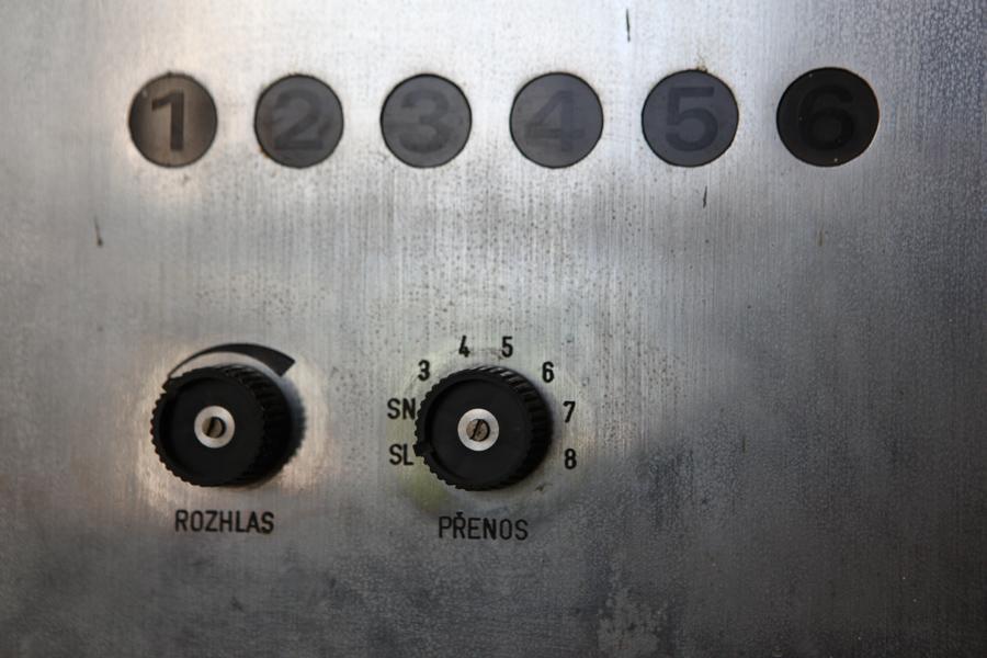 Staré technické vybavení