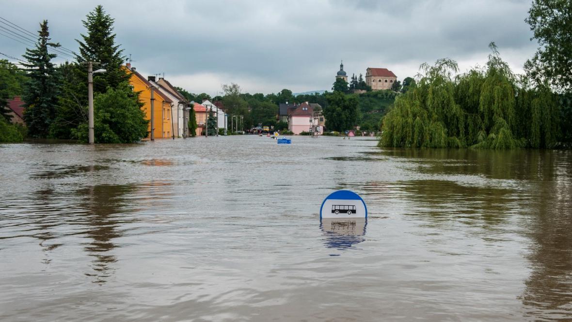 Zaplavené Křešice