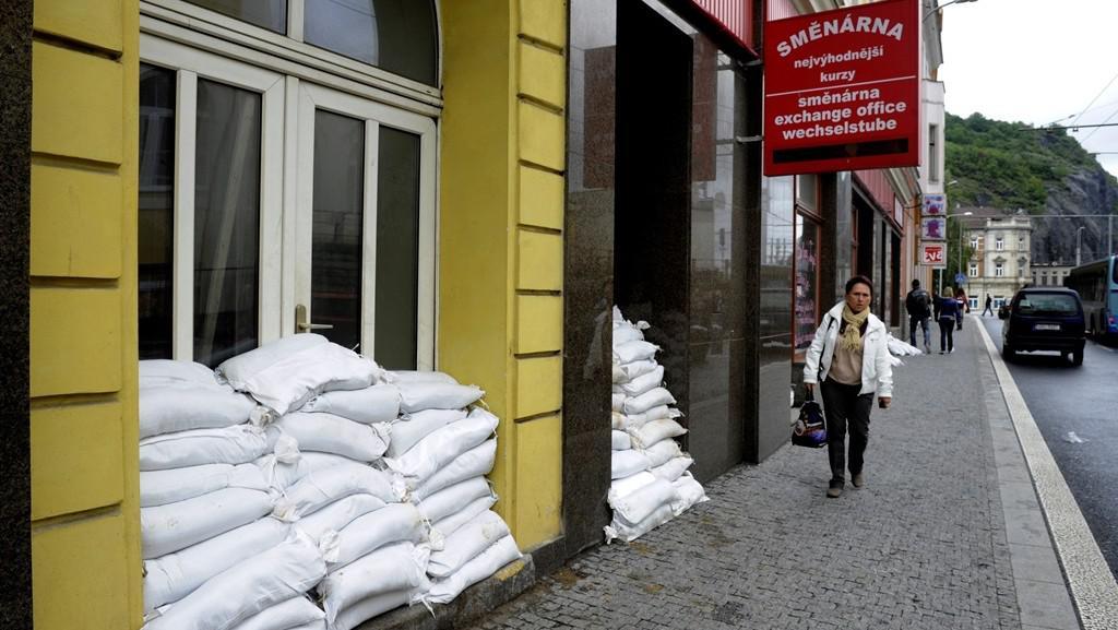 Protipovodňová opatření v Ústí nad Labem