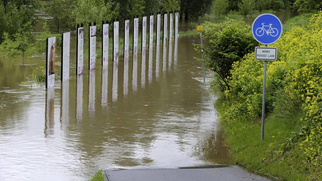 Povodně v Ústí nad Labem