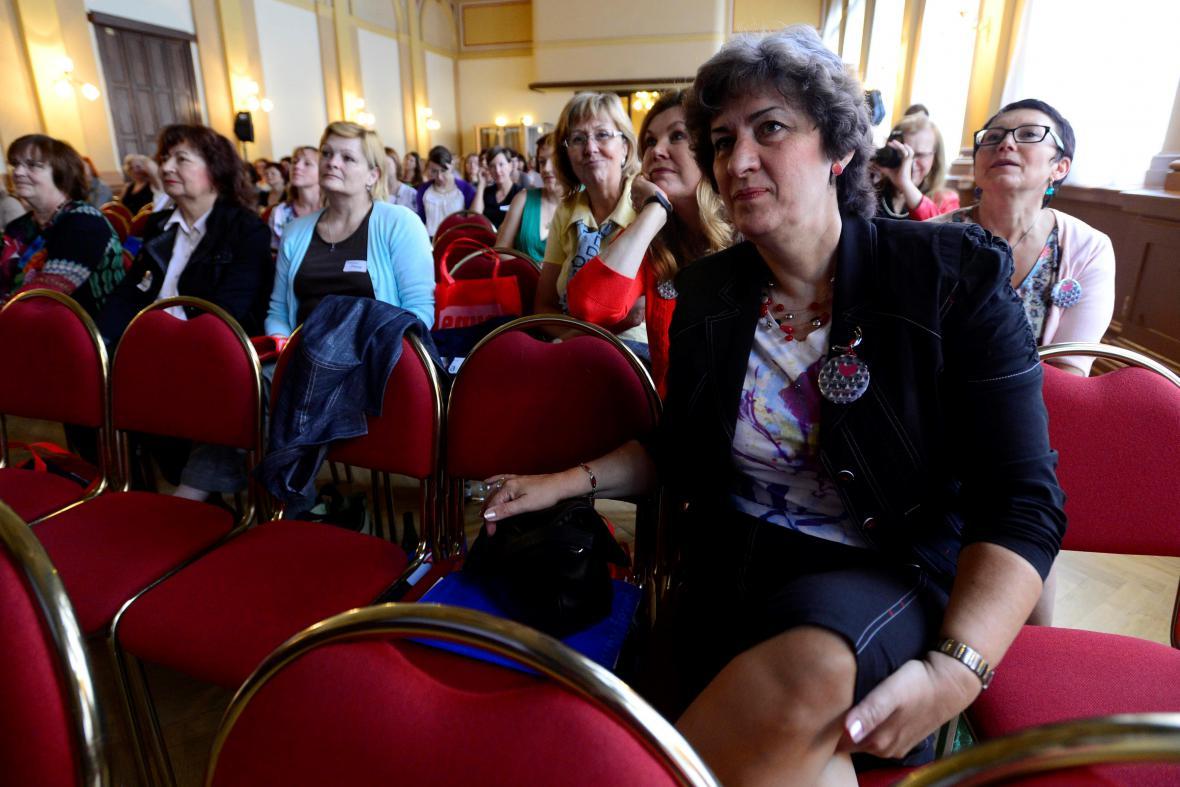 Kongres žen 2013