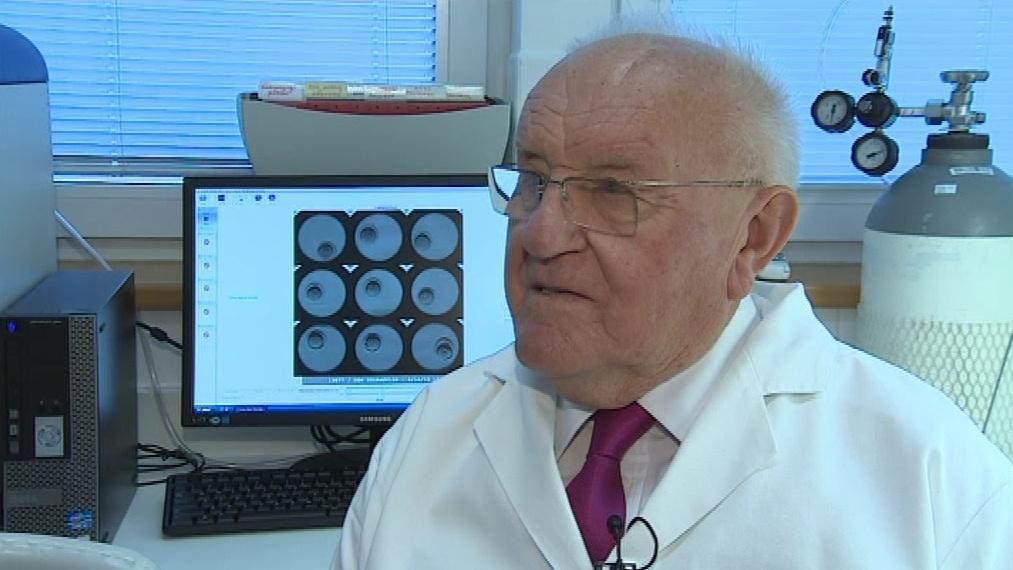 Ladislav Pilka je českým průkopníkem asistované reprodukce