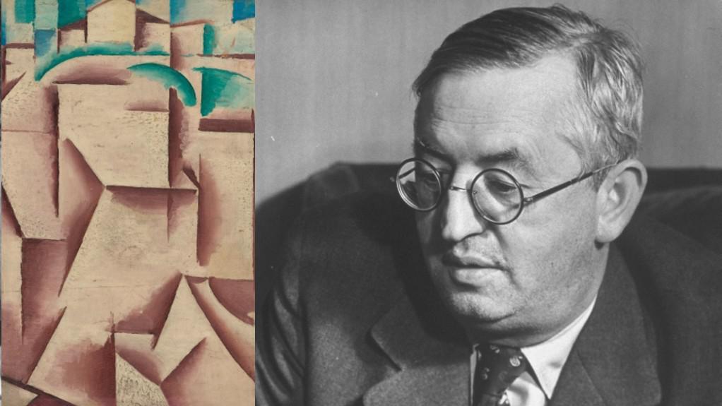 Kubistická krajina a její autor Josef Čapek