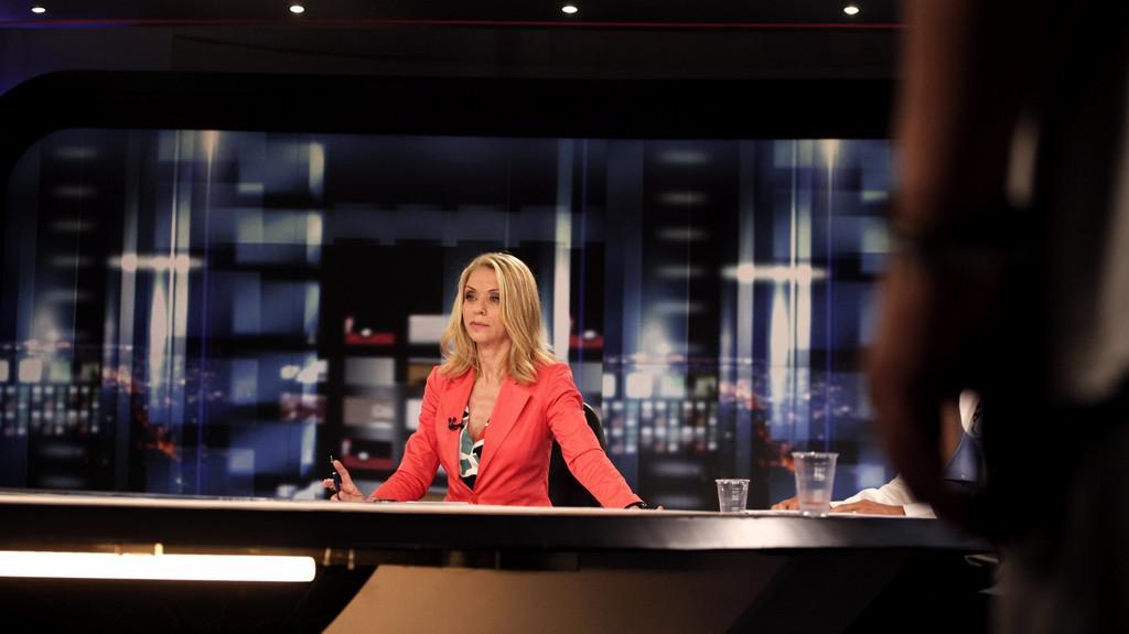 Vysílání řecké veřejnoprávní televize