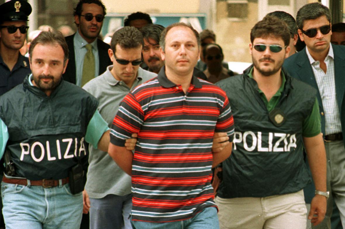 Zadržený Gaspare Spatuzza