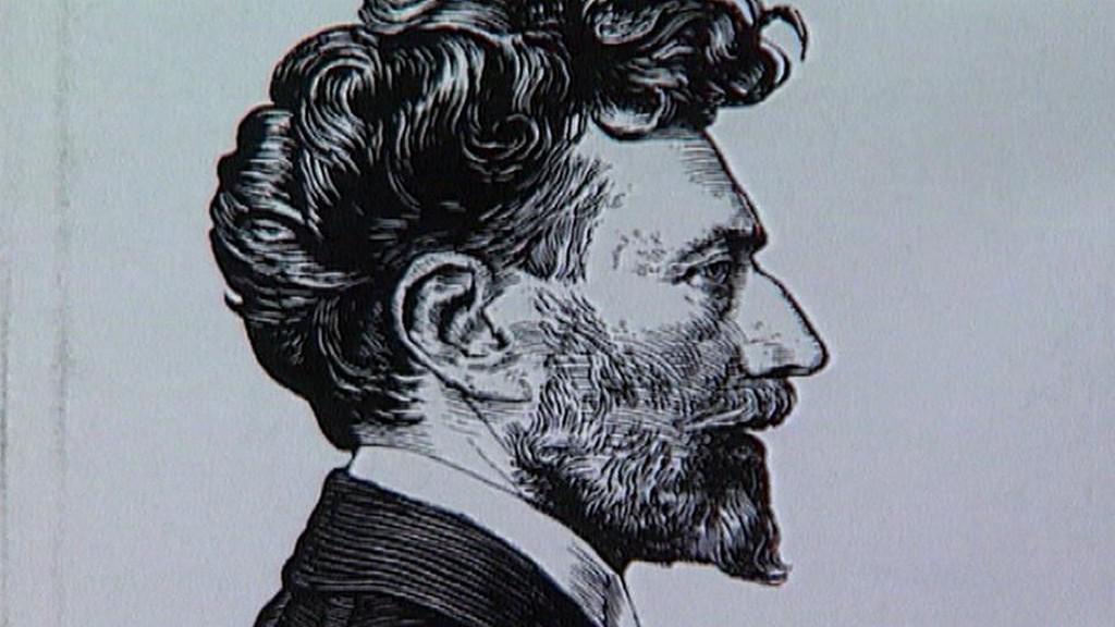 Max Švabinský / Autoportrét