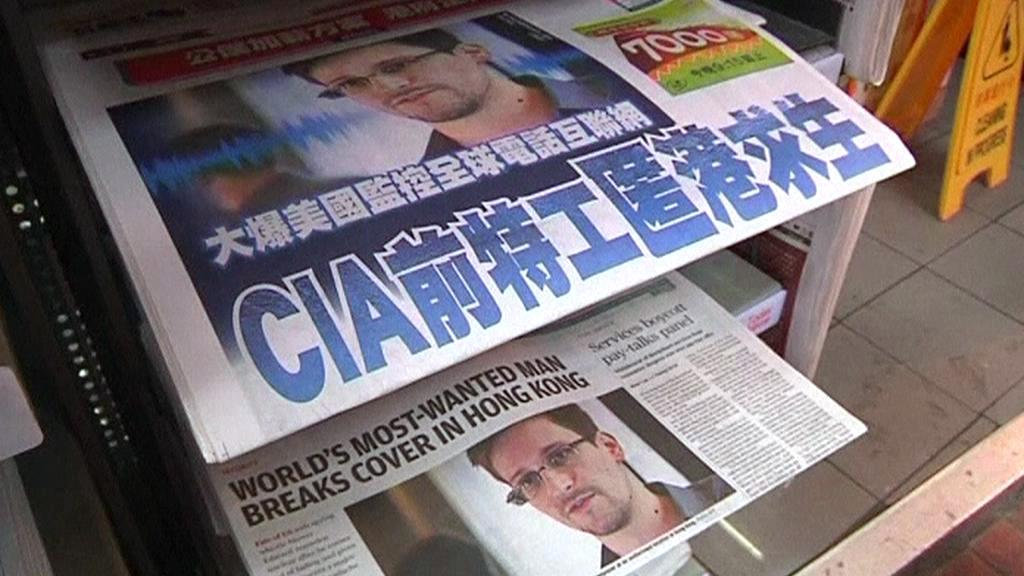 Hongkongský tisk o Snowdenovi