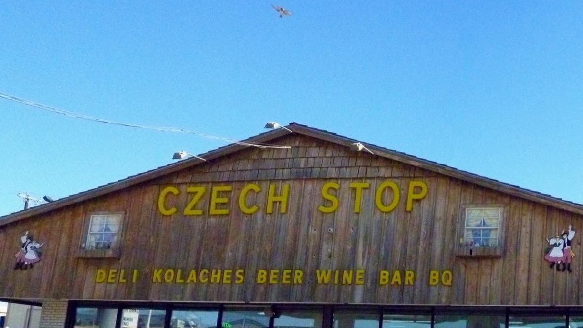 Pekárna Czech Stop