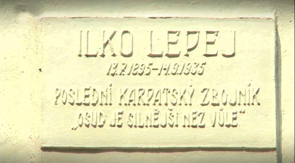 Pomník Ilko Lepeje v Mižhiriji