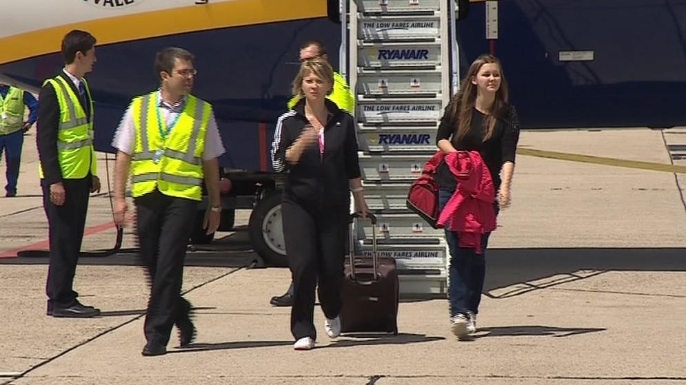 Ryanair odbavil v Brně už milion cestujících