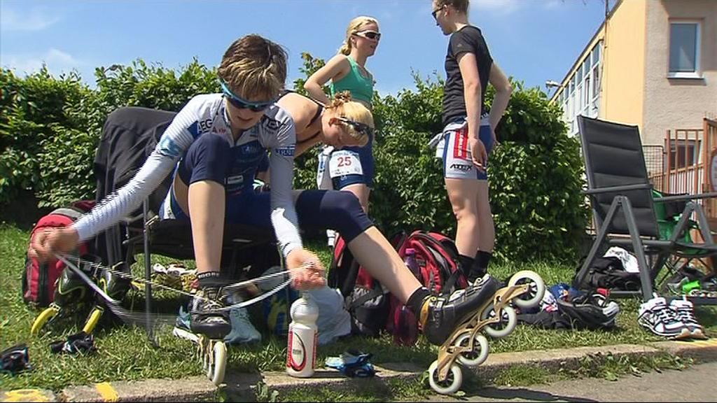 Příští týden čeká Sáblíkovou mistrovství republiky v silniční cyklistice