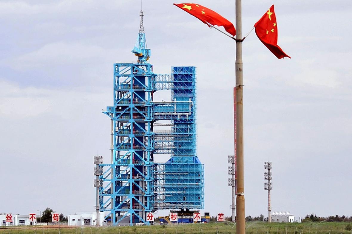 Kosmická loď Šen-čou 10