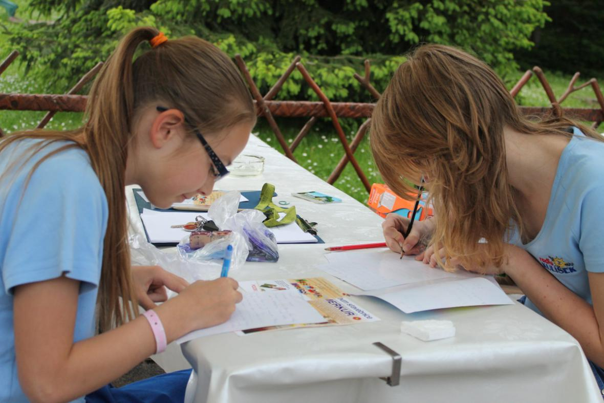 Dětský den v Mladých Bukách