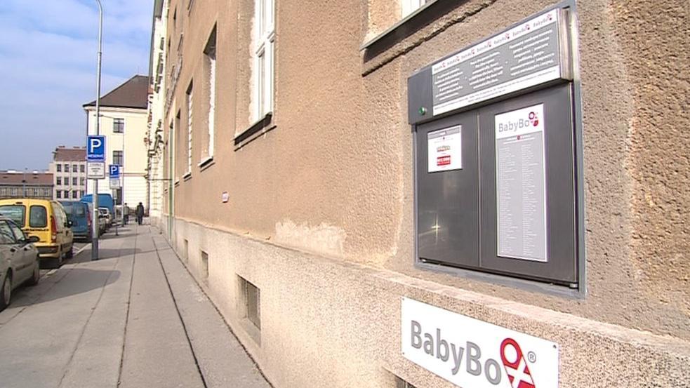 Brněnský babybox