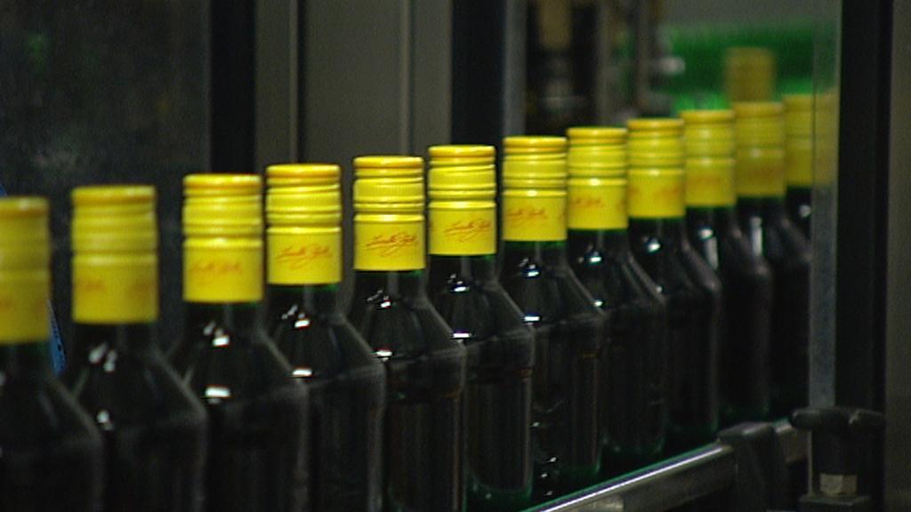 Výroba lihovin