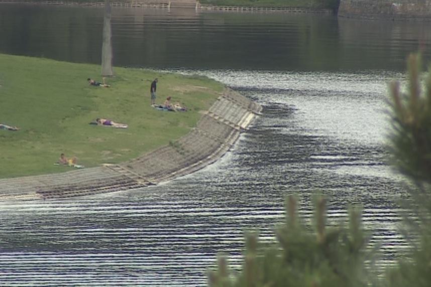 S čištěním vody se začalo v roce 2009
