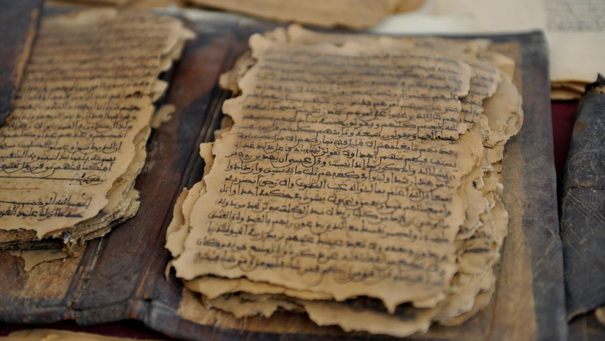Rukopisy z Timbuktu