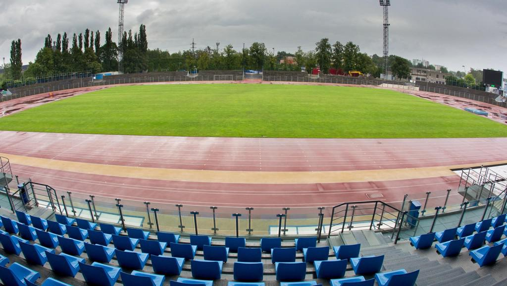 Městský stadion v Ostravě-Vítkovicích