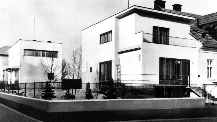 Rodinný dům Ludmily Markesové