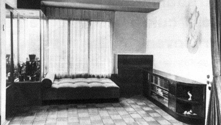 Interiér rodinného domu Ludmily Markesové