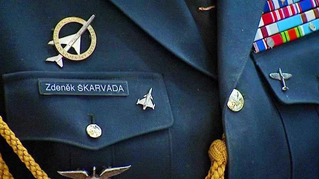 Letec RAF Zdeněk Škarvada