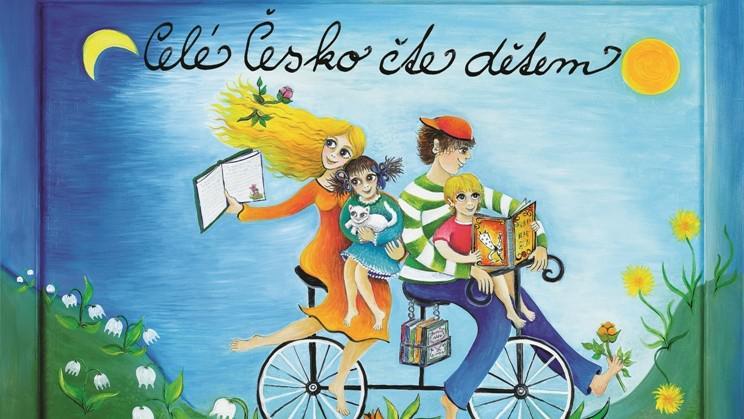 Kampaň Celé Česko čte dětem