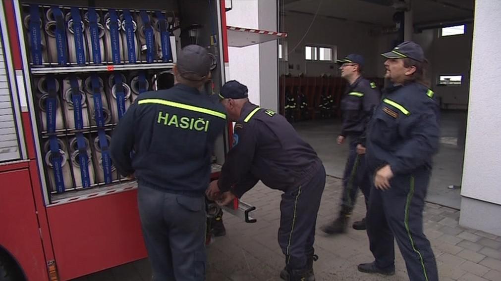 Dobrovolní hasiči z Břeclavi nepomáhají při povodních poprvé