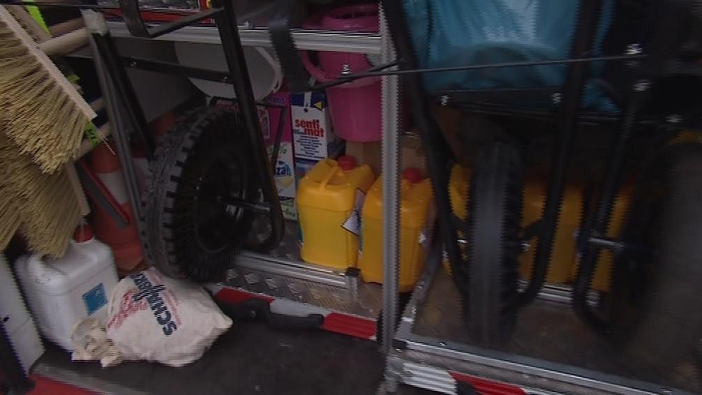Povodňovou výbavu získali hasiči v humanitární sbírce