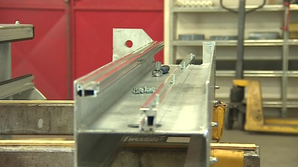 Firma vyrábí protipovodňové stěny už patnáct let