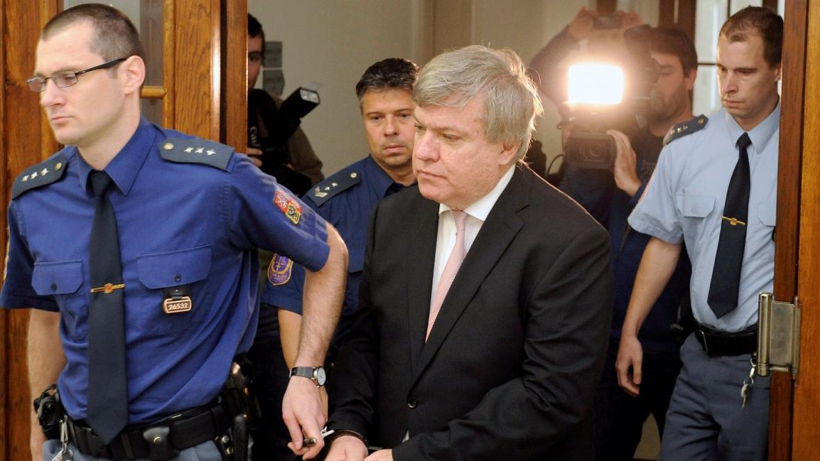 Jaroslav Barták u odvolacího soudu