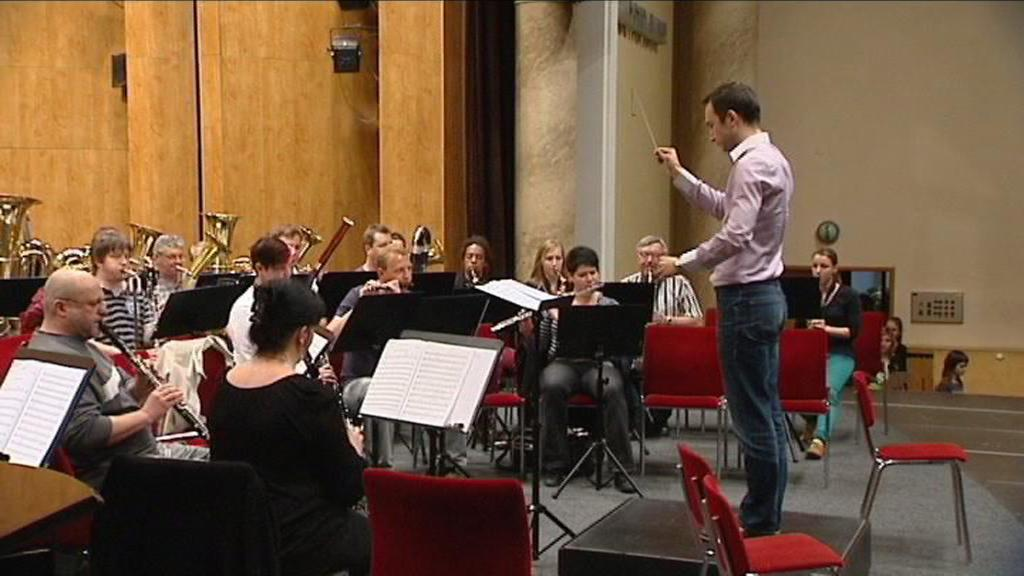 Dechový orchestr Májovák