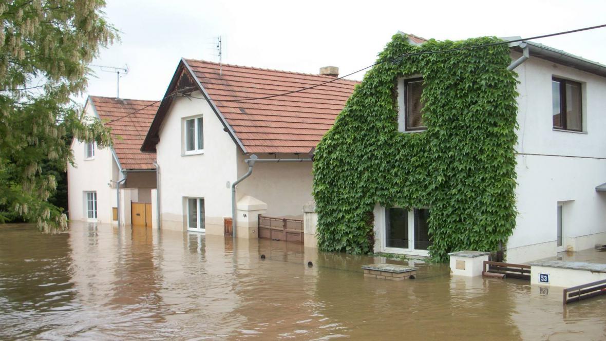 Zaplavené Lounky