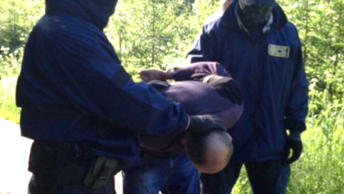 Rusko zveřejnilo záběry zásahu proti teroristům