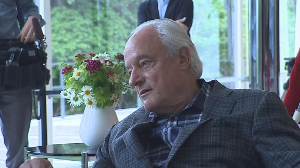 Dirk Lohan, vnuka Ludwiga Miese van der Roheho