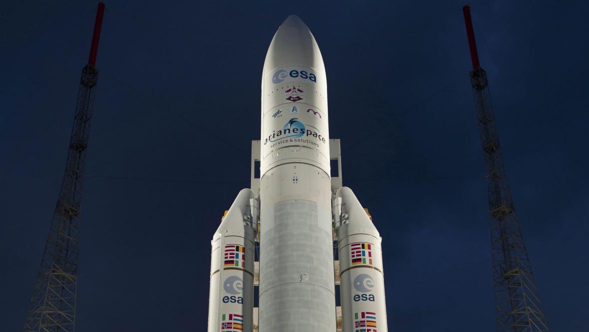 Raketa Ariane 5