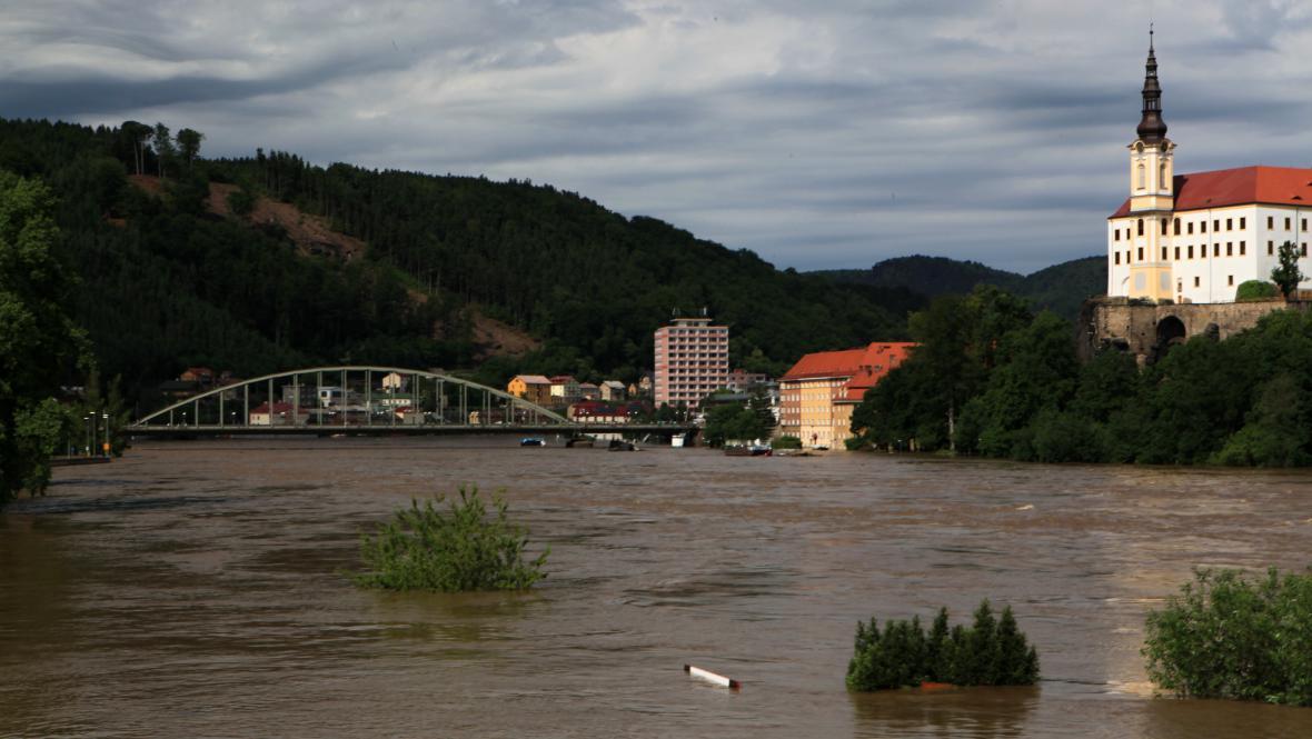 Povodně v Česku