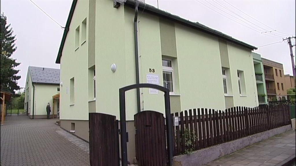 Chráněné bydlení ve Velkých Hošticích