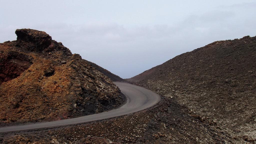 Národní park na Lanzarote