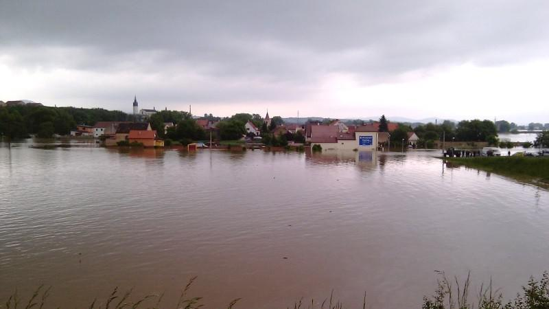 Zaplavené Mlékojedy