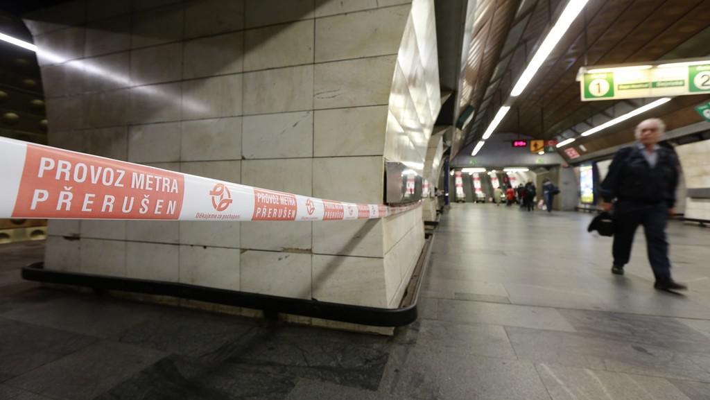 Stanice metra A Muzeum