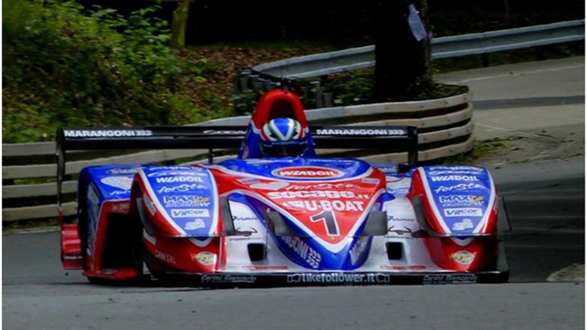 Mistrovství Evropy v závodech automobilů do vrchu Ecce Homo