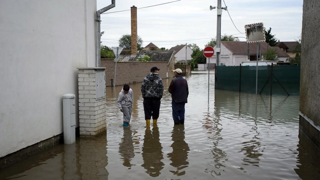 Povodně v Zálezlicích